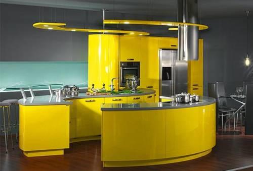 Красивая мебель на кухню